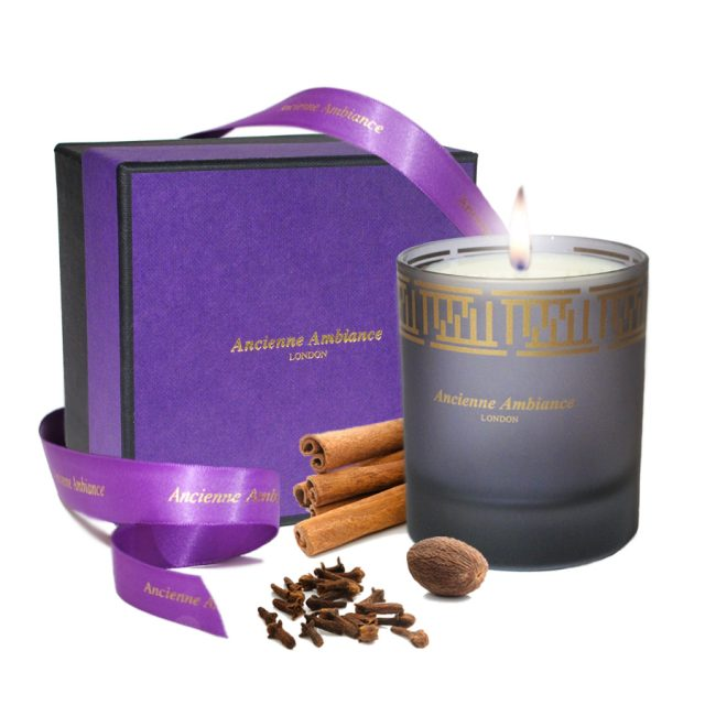 ltd edition navitatis nutmeg candle