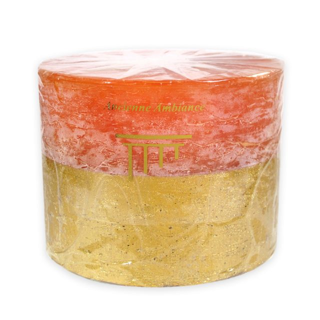 orange & cinnamon multiwick candle