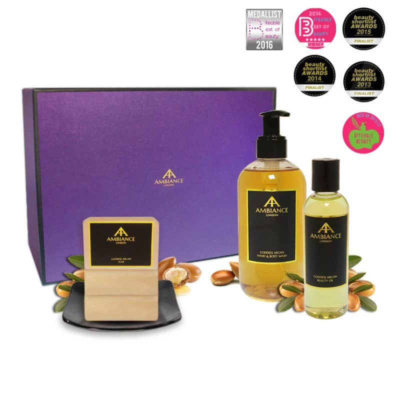Goddess Argan Beauty Gift Set