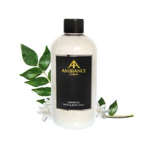 ancienne ambiance luxury bath salts - luxury jasmine bath salts - jasminum jasmine salts - epsom salts