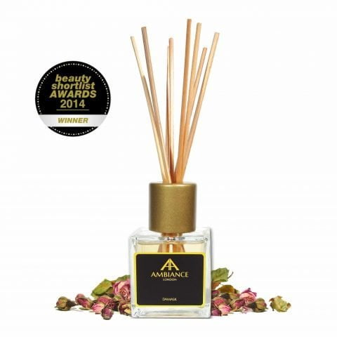 Damask Rose Reed Diffuser