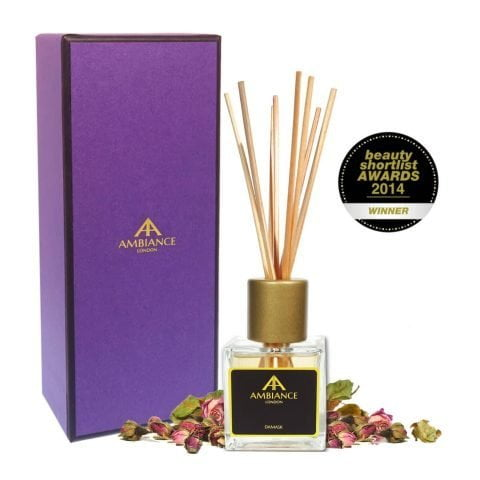 Damask Rose Reed Diffuser Giftboxed Award