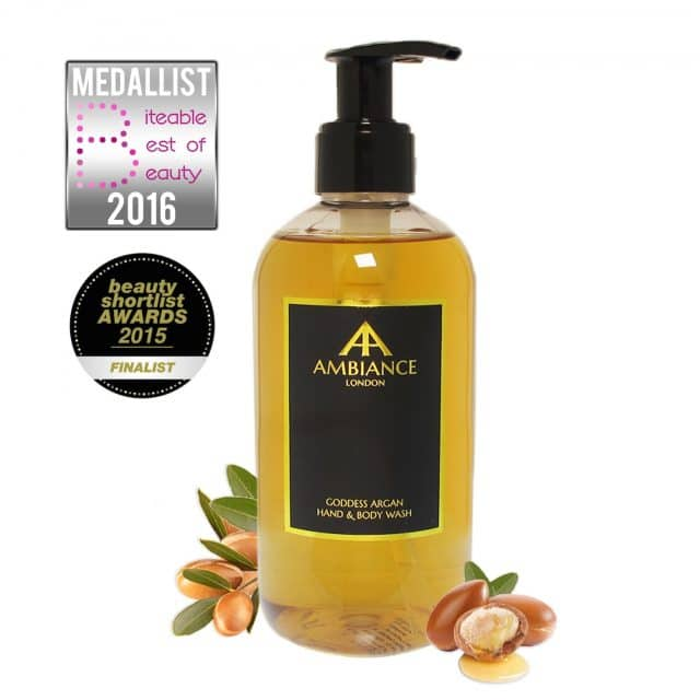 Goddess Argan Hand & Body Wash