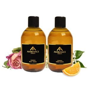 Goddess Floral Waters - Face Mists - Facial Sprays - Rose Water | Cool as a Cucumber with Face Mist Sprays