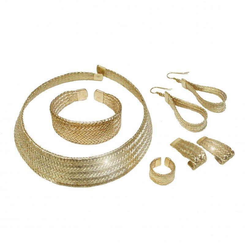 Grecian Goddess Jewellery