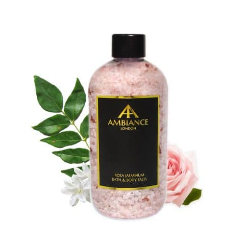 Rosa Jasminum Rose Jasmine Bath & Body Salts