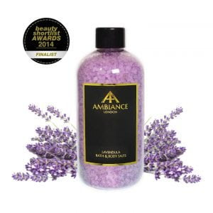 Lavendula Lavender Bath & Body Salts | Sleep & Wellness