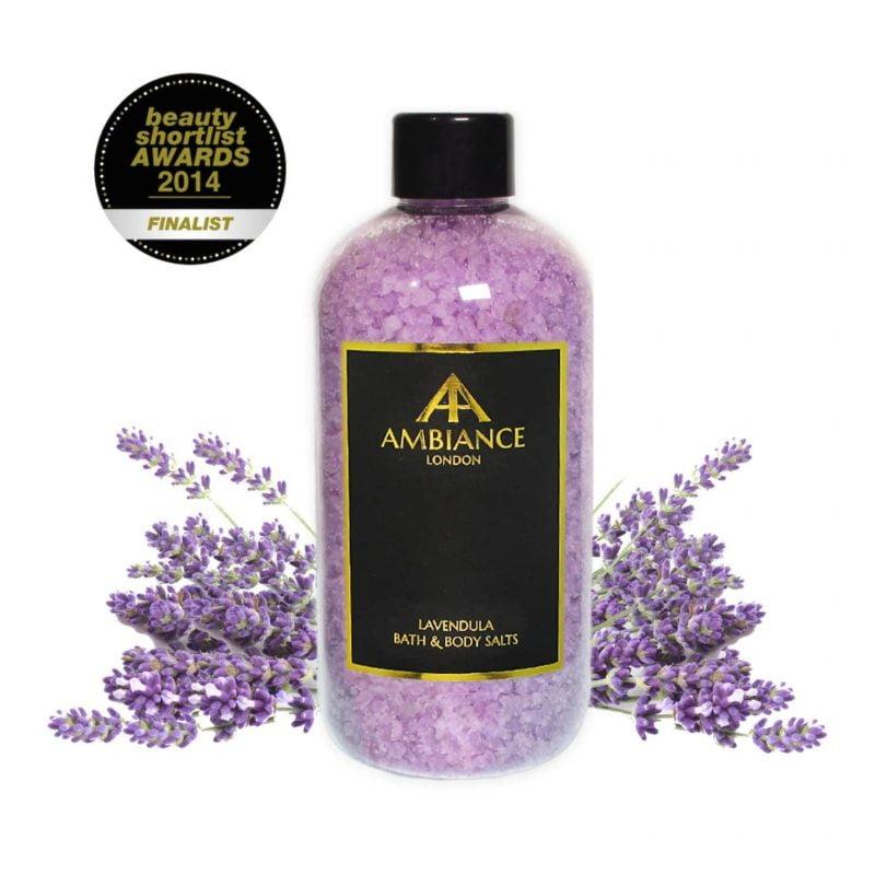 Lavendula Lavender Bath & Body Salts