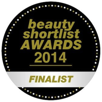 beauty shortlist finalist award