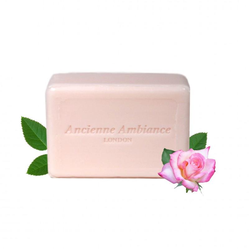 rosa rose soap