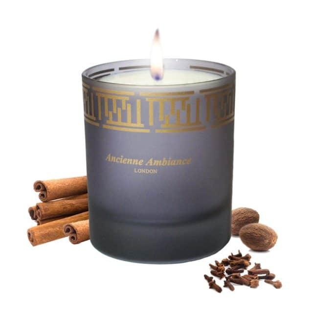Ltd Edition Navitatis Christmas Candle