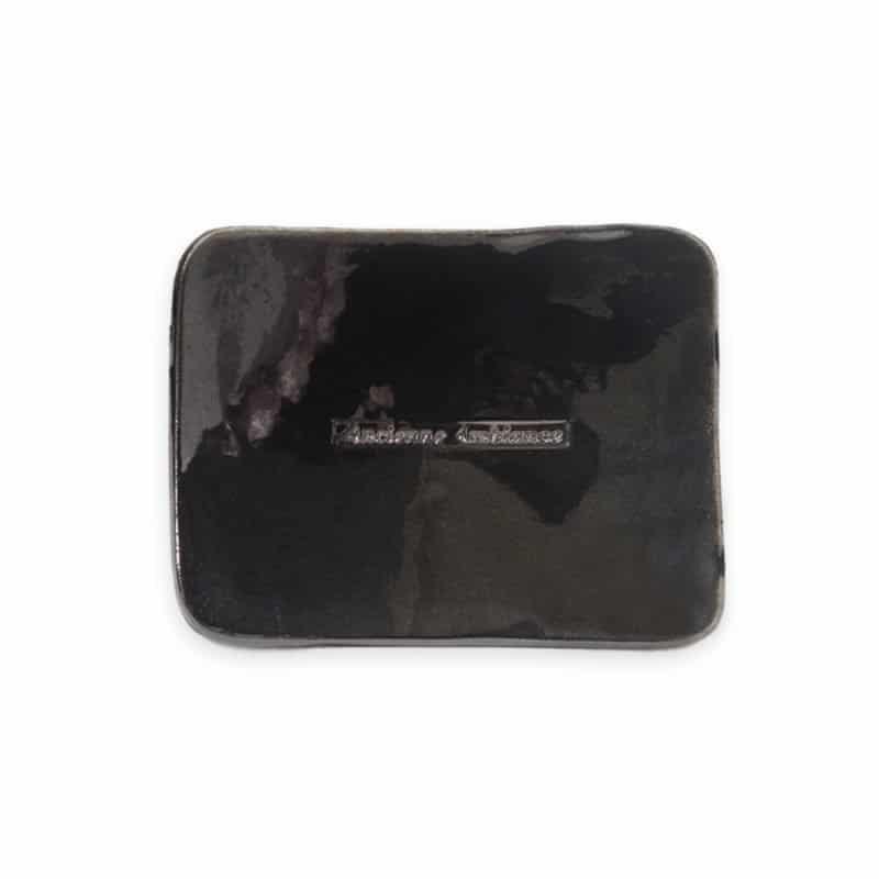 luxury ceramic soap dish
