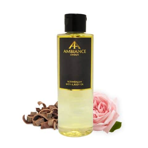 Rosandalum Rose Sandalwood Bath & Body Oil