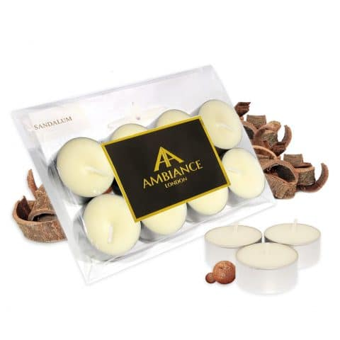 Sandalum Tealights Set