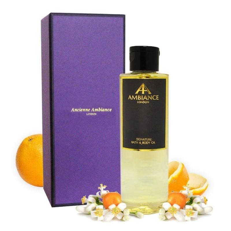 Signature Bath & Body Oil with Gift Box