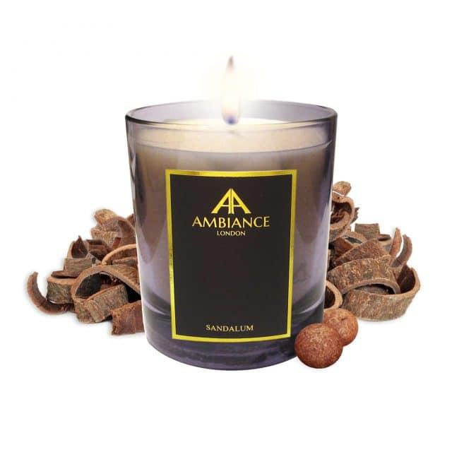 Limited Edition Sandalum Sandalwood Candle