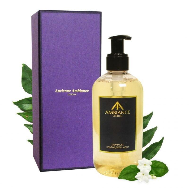 Jasminum Jasmine Hand & Body Wash with Gift Box
