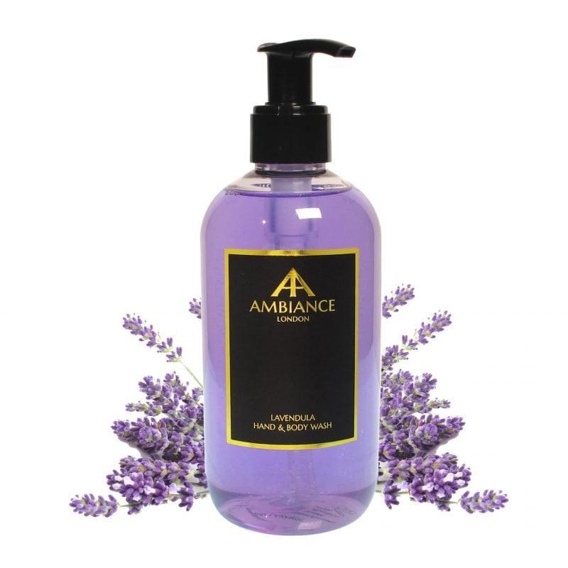 Lavendula Lavender Hand & Body Wash