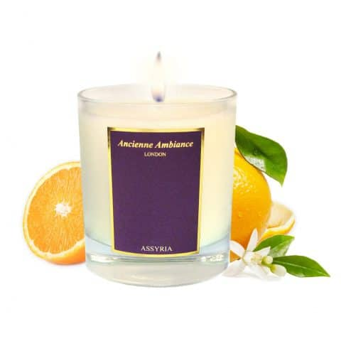 Assyria Neroli Orange Blossom Candle
