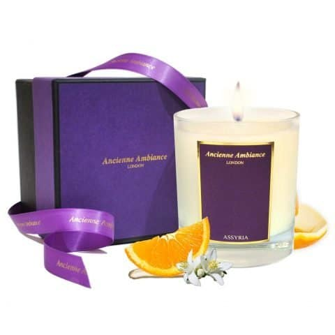 Assyria Neroli Scented Candle
