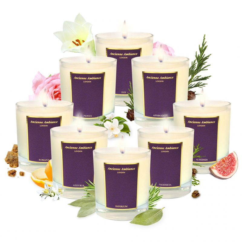 Signature Scented Candle Collection