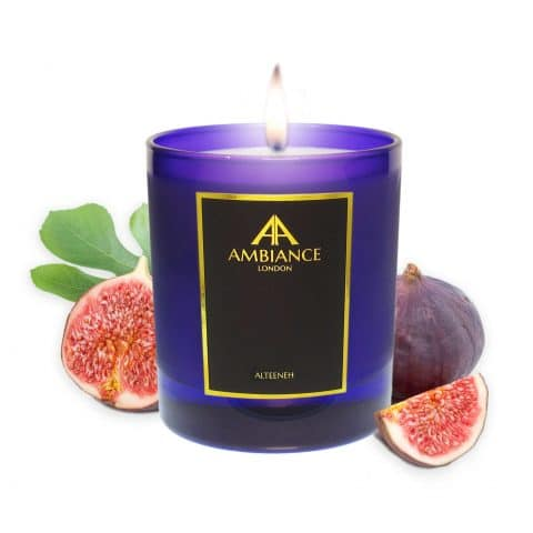 Alteeneh Fig Candle Ltd Edition