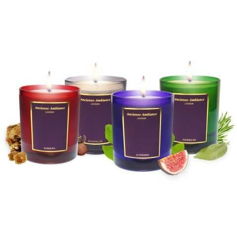 Ltd Edition Luxury Scented Candles