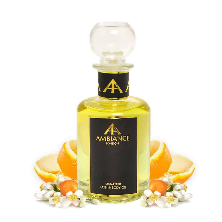Signature Bath & Body Oil | Ancienne Ambiance