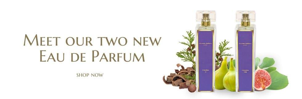 New Eau de Parfum