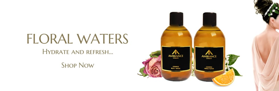 ancienne ambiance rose water - ancienne ambiance neroli water - face mists