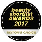 Beauty Shortlist Editor's Choice Award - Best Perfume