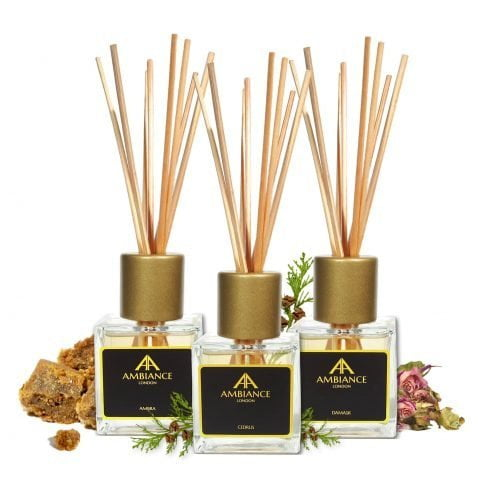 Luxury Reed Diffusers & Refills