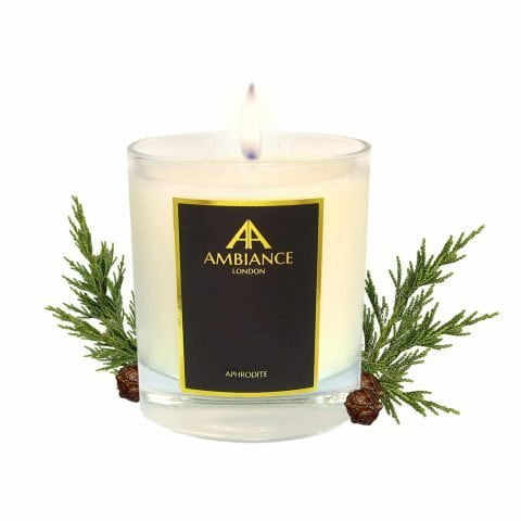 Aphrodite Cypress Candle