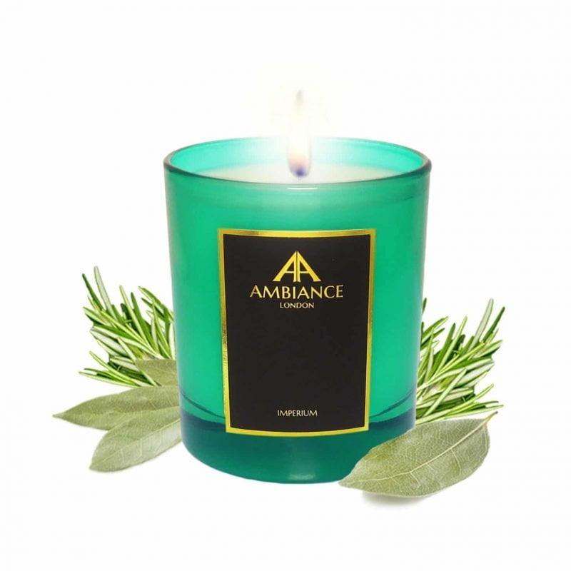 Imperium Laurel Scented Candle Ltd Edition