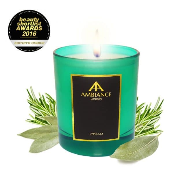 Imperium Laurel Scented Candle Ltd Edition