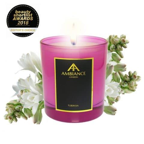 Tuberosa Tuberose Scented Candle Ltd Edition