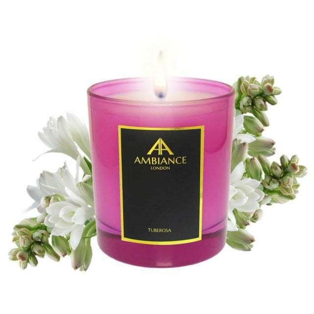 Tuberosa Tuberose Scented Candle Ltd Edition
