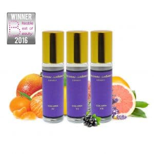 Colonia EDT Gift Set 3 x 15ml