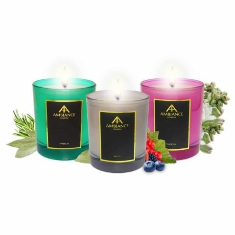Ltd Edition Candles Gift Set
