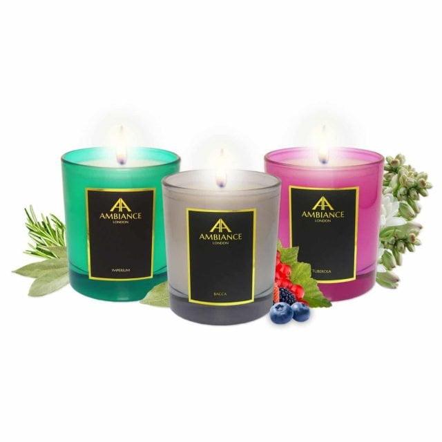 Ltd Edition Candles Gift Set