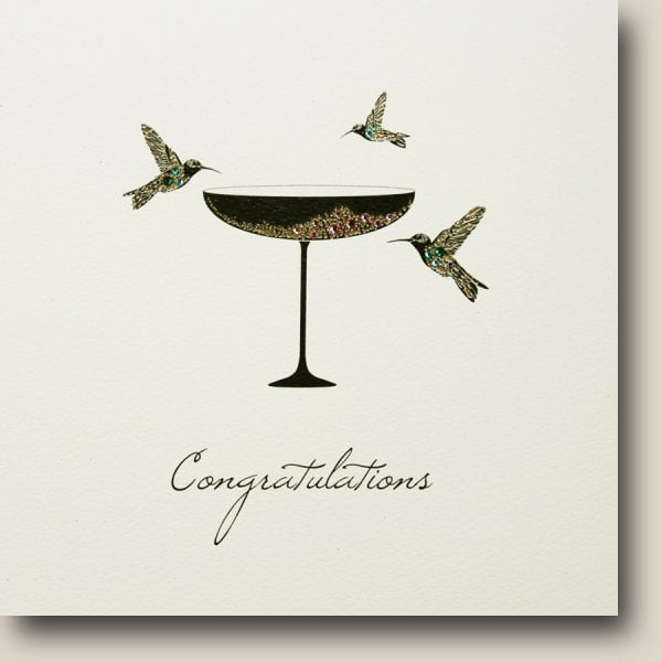 Large Congratulations Card