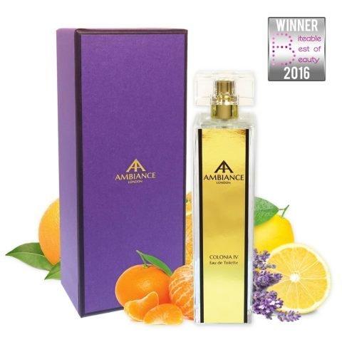 Colonia IV - tonka perfume 100ml gift boxed - Ancienne Ambiance London niche perfumes