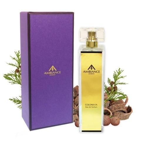 Colonia IX Nine - patchouli perfume 100ml with gift box - Ancienne Ambiance London niche perfumes