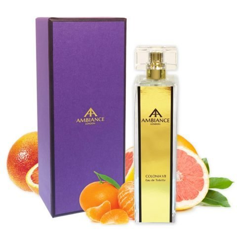 Colonia VII - pink grapefruit perfume 100ml gift boxed - Ancienne Ambiance London niche perfumes
