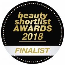 Beauty Shortlist Finalist Award 2018