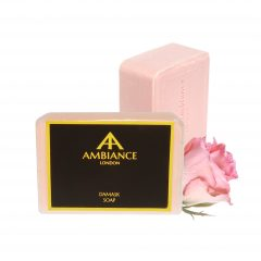 Damask Rose Soap 100g