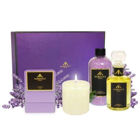 Lavendula Lavender Beauty Gift Set