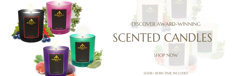 Luxury Scented Winter Candles