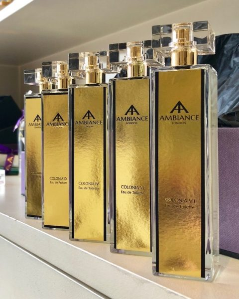 ancienne ambiance niche perfume collection