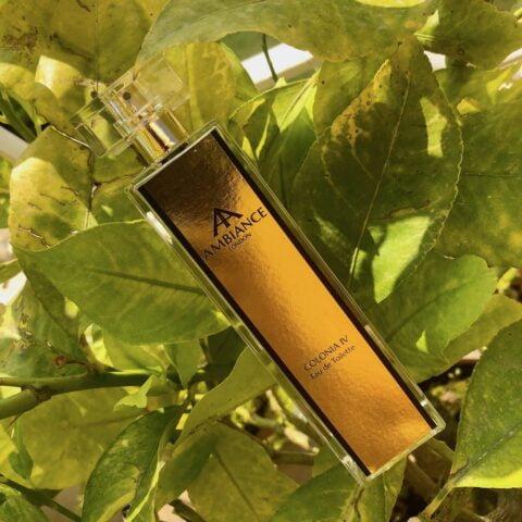 colonia four edt - colonia IV eau de toilette - citrus perfume - ancienne ambiance fine fragrances